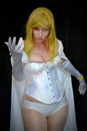Emma Frost Cosplay 44