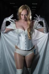 Emma Frost Cosplay 45
