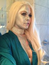 Emma Frost Cosplay 6