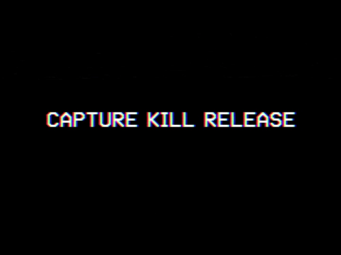 Capture Kill Release Logo