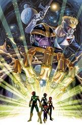 Infinity Gauntlet Vol 2 #1