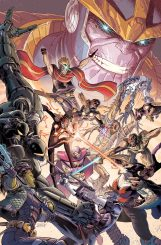 Infinity Gauntlet Vol 2 #4