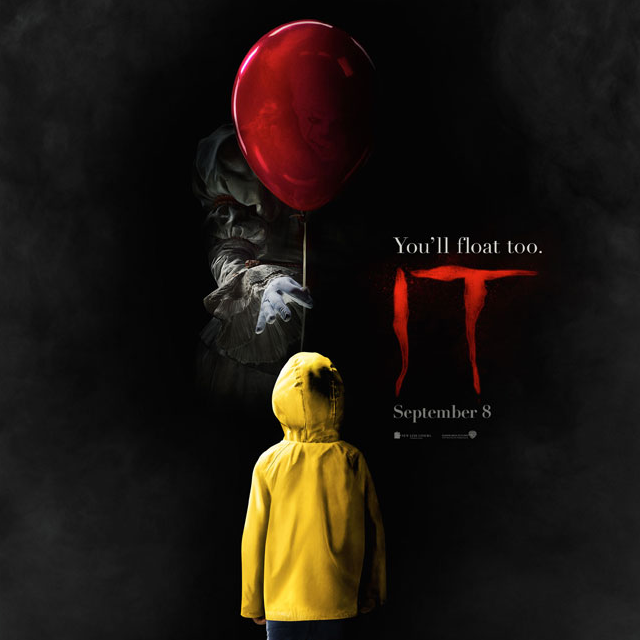 IT (2017) PosterRevealed