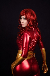 Jean Grey Cosplay 10