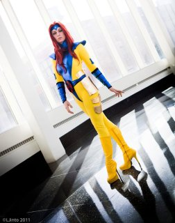 Jean Grey Cosplay 11