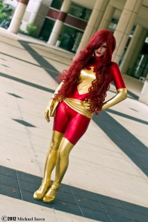 Jean Grey Cosplay 14