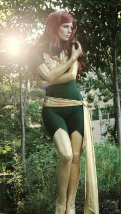 Jean Grey Cosplay 15