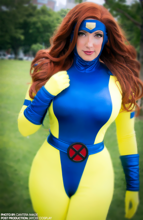 Jean Grey Cosplay 17