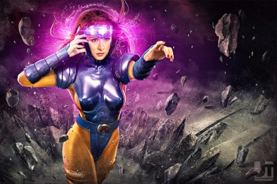 Jean Grey Cosplay 21