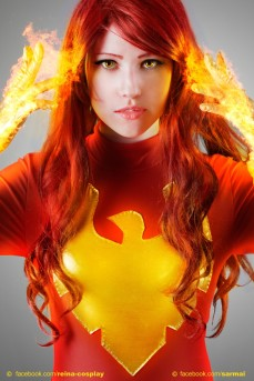 Jean Grey Cosplay 28