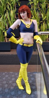 Jean Grey Cosplay 31
