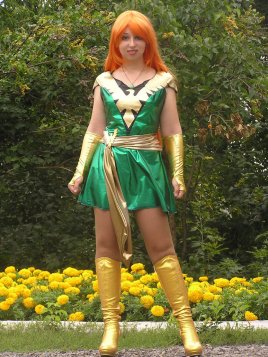 Jean Grey Cosplay 33