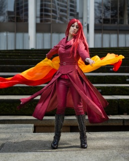 Jean Grey Cosplay 4