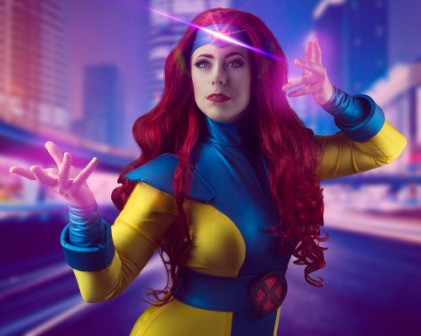 Jean Grey Cosplay 42
