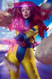 Jean Grey Cosplay 43