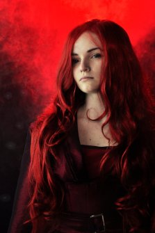 Jean Grey Cosplay 45
