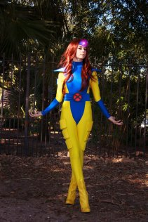 Jean Grey Cosplay 48