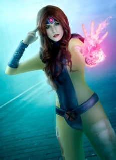 Jean Grey Cosplay 50