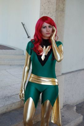 Jean Grey Cosplay 9