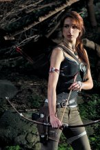 Lara Croft Cosplay 12