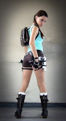 Lara Croft Cosplay 14