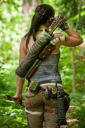 Lara Croft Cosplay 16