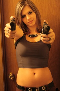 Lara Croft Cosplay 18