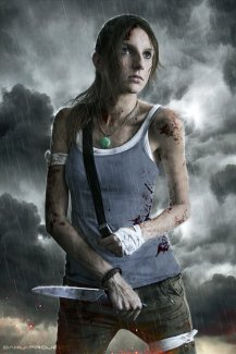Lara Croft Cosplay 28