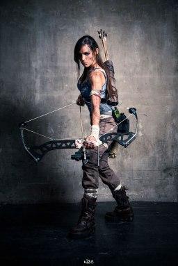 Lara Croft Cosplay 3