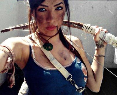 Lara Croft Cosplay 31