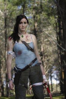 Lara Croft Cosplay 32
