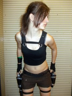 Lara Croft Cosplay 35