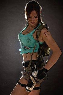 Lara Croft Cosplay 38