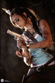 Lara Croft Cosplay 41