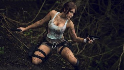 Lara Croft Cosplay 42