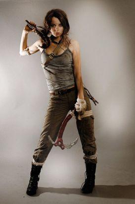 Lara Croft Cosplay 4