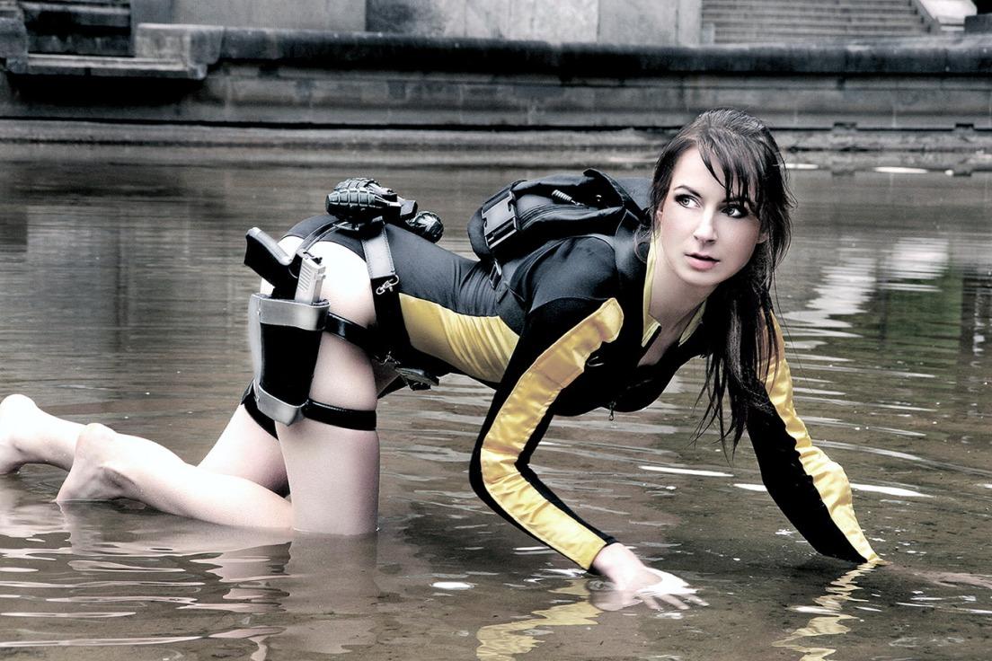 Lara Croft Cosplay 44