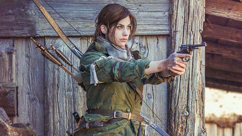 Lara Croft Cosplay 47