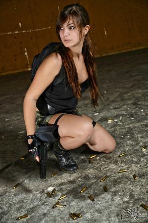 Lara Croft Cosplay 48