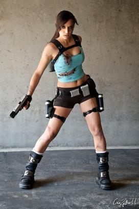 Lara Croft Cosplay 7