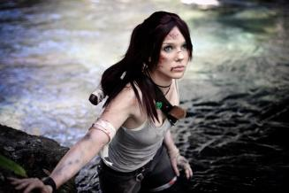 Lara Croft Cosplay 8