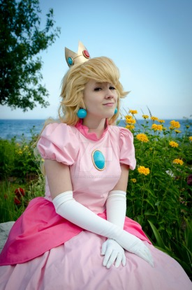 Princess Peach Cosplay 34