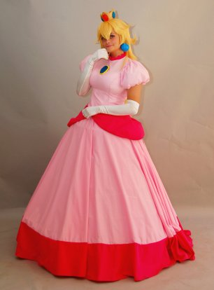 Princess Peach Cosplay 35