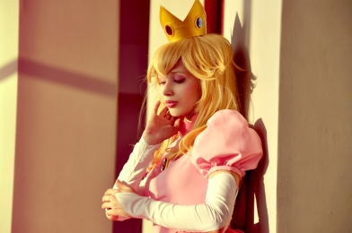 Princess Peach Cosplay 41