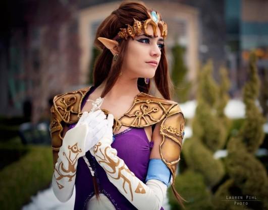 Princess Zelda Cosplay 13