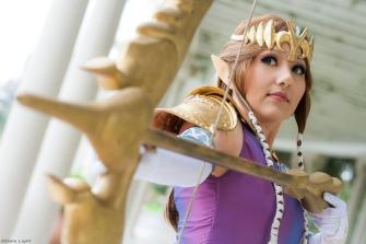 Princess Zelda Cosplay 19