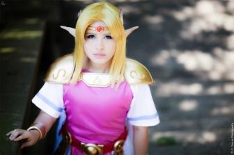Princess Zelda Cosplay 20
