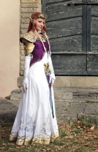 Princess Zelda Cosplay 22