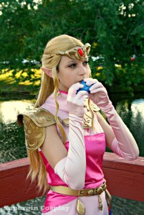 Princess Zelda Cosplay 25