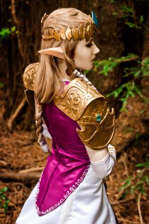 Princess Zelda Cosplay 26